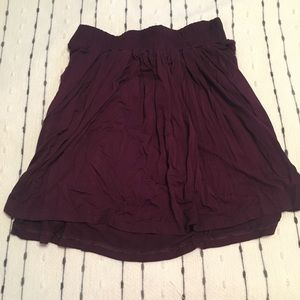 AMERICAN EAGLE OUTFITTERS: Plum Skirt